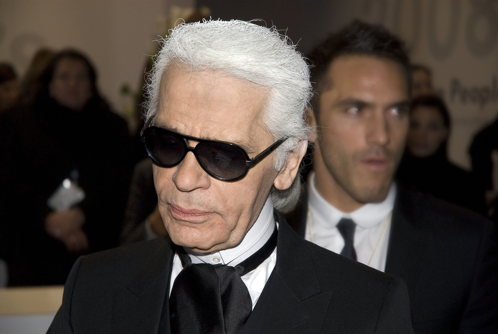 Today Debenhams unveils Size 16 mannequins. But fashion superstars like Karl Lagerfeld keep letting womendown