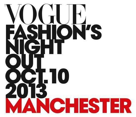 Vogue's Fashion's Night Out in Manchester: plenty of bling – but where was thefun?