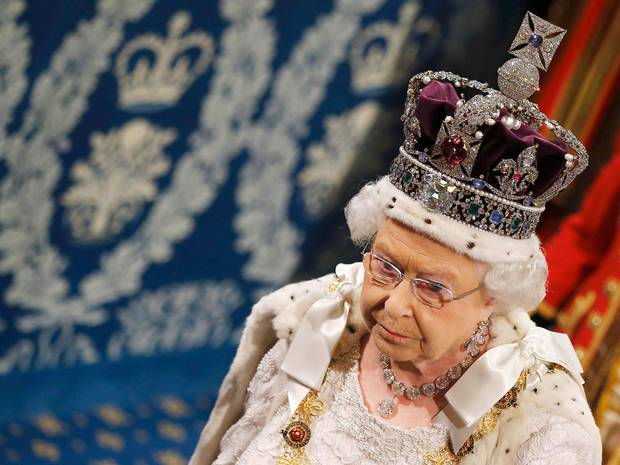 'The bedroom and the tampon tax will both be scrapped': And other things I wish the Queen had said in herspeech
