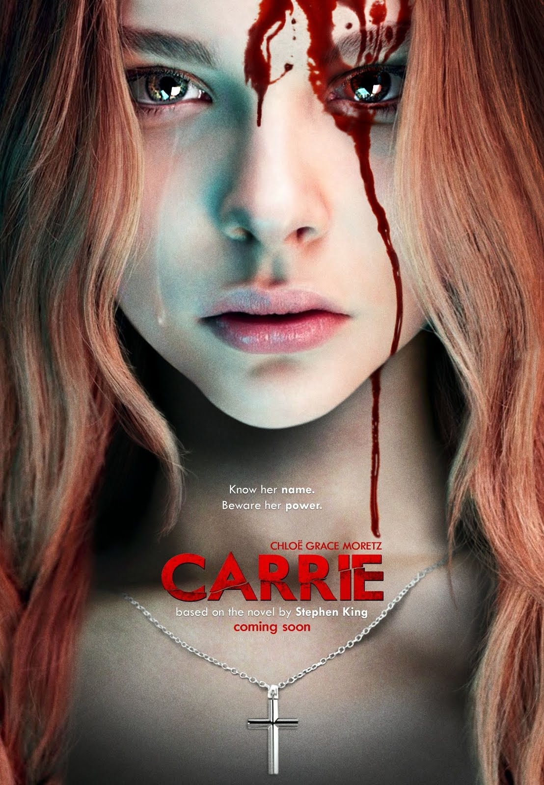 'Carrie' is back in cinemas today. But horror is still being let down by films that hate women