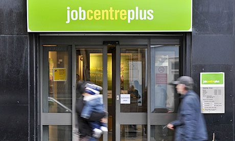 Every time I visit the job centre, the staff treat me like a subhuman