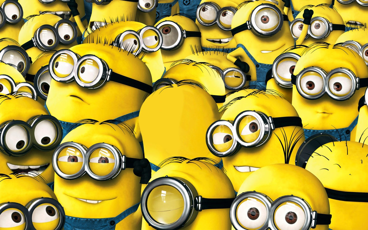 Girls can be just as 'dumb and stupid' as boys, so why can't they be minions?