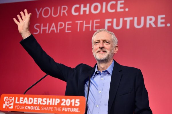Jeremy Corbyn's re-election as Labour leader dispenses with claims of his 'unelectability'