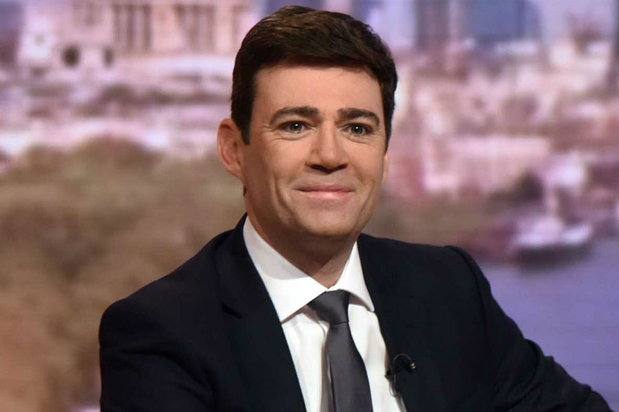Andy Burnham is the new Mayor of Greater Manchester – here's what his platform means for thearea